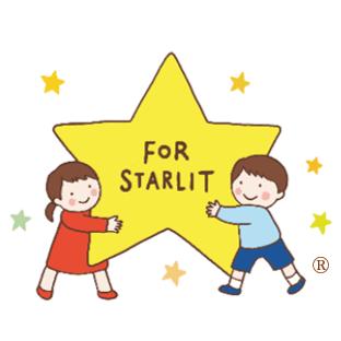 親子のための\ちっちゃな/いばしょ    FOR STARLIT